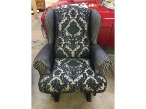 Garnissage fauteuil