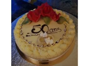 Gâteau Anniversaire de Mariage