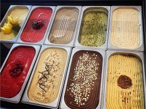 Glaces artisanales