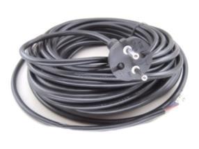 Câble 15m gris pour Nilfisk GD910/GD1000/Family/Business