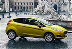 Location Ford Fiesta 1.6 Tdci