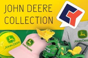 JOHN DEERE Collection SHOP