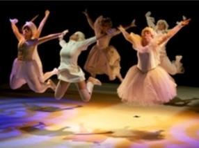 Ballet adultes