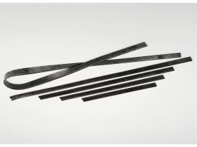 Caoutchouc de rechange pour raclette vitres Boma - 25cm