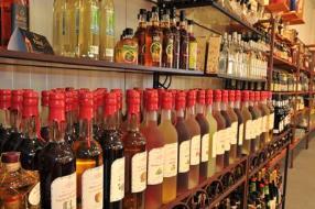 Alcools divers