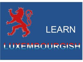 Cours de luxembourgeois