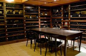 Notre fabuleuse carte de vins