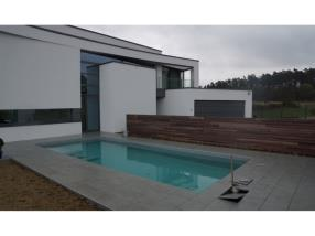 villa avec piscine à bissen