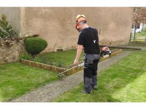 Fauchage et entretien jardin