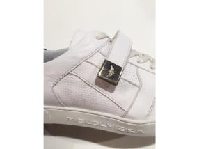 Sneakers blanches Miguel Vieira