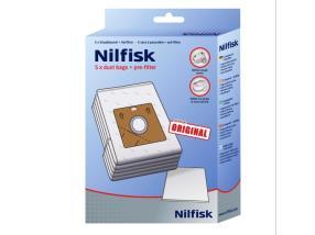 Paquet de sacs poussières pour Nilfisk Select/Power
