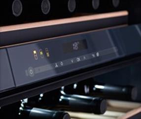 Armoire à vin - Touch Control