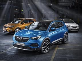 Nouvelle Gamme X d'Opel