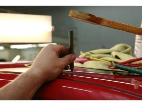 Réparation de véhicule