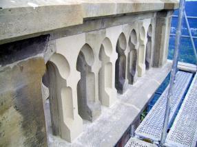 Restaurierung, Denkmalpflege, Restauration de façades