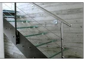 Escaliers métalliques