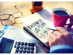 Etablissement de business plan