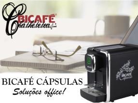 Machine à café capsules (Bicafé)