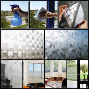 LINEA FixSTATIC, film décoratif pour vitres !