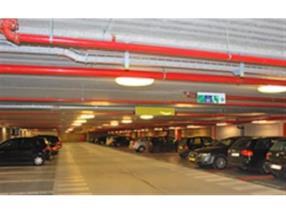Détection de CO2 en parking souterrain