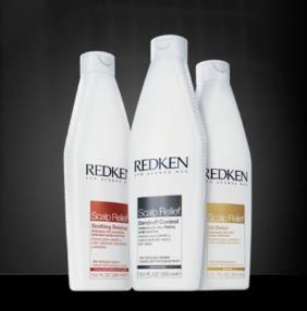 Soins Scalp Relief REDKEN pour le cuir chevelu