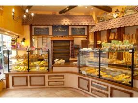 Boulangerie au style personnalisé