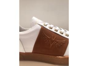 Sneakers Lali Branco Miguel Vieira