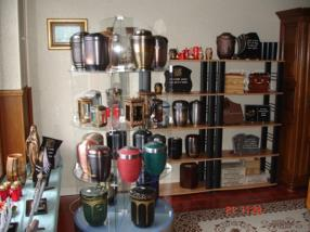 Urnes et accessoires