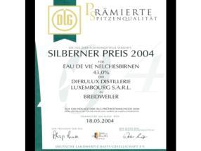 Silbener Preis 2004