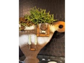 Vase en céramique fait-main