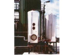Calorifugeage de réservoir stockage formol