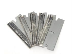 Set de 5 lames de rechange pour grattoir - 4cm