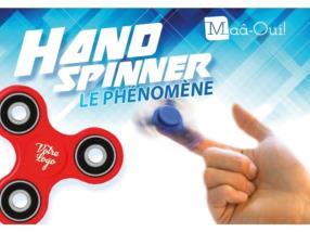 Hand Spinner Le Phénomène