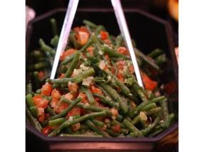 salade haricots