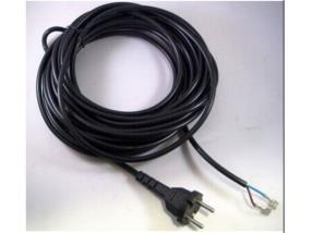 Câble 10m noir pour Nilfisk VP300/Saltix/Thor