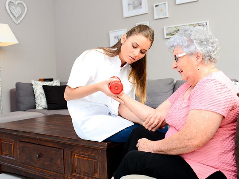Réseau de soins et aides à domicile