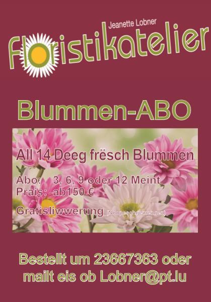Fleurs Floristik Atelier