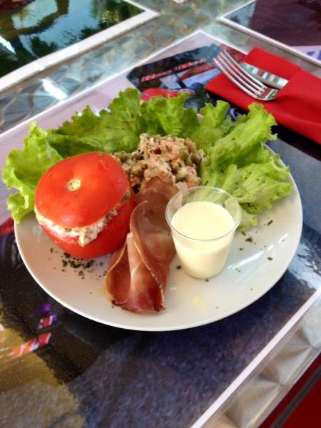 Brasserie-Restaurant Pit Stop