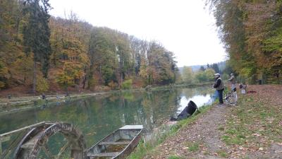 etang truite luxembourg