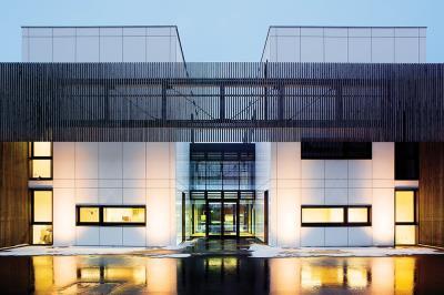 Moreno architecture associ s architecte architecte d for Architecte interieur luxembourg