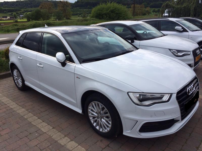 Audi A3 Sportback 2 0 Tdi 02 2014 224 Luxembourg Good Deals Lu