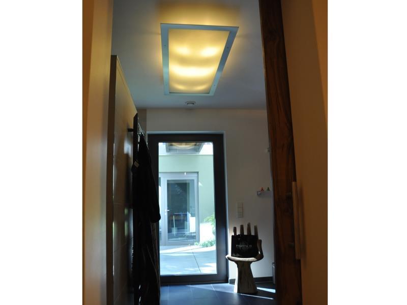 Plafonnier - Hall d'entrée