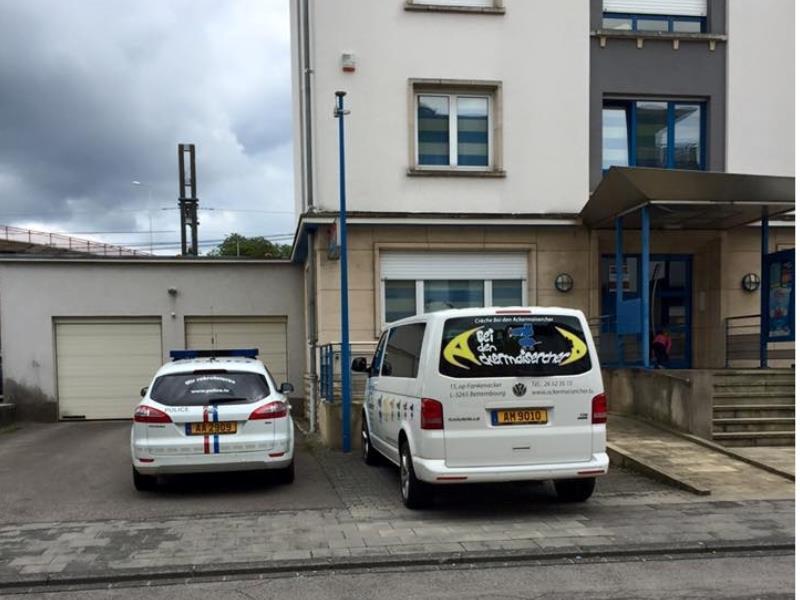 Commissariat de Police de Bettembourg