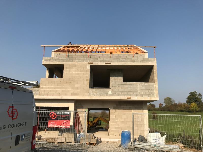 Nouvelles constructions 1