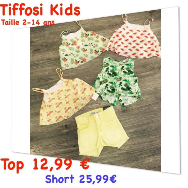Tiffosi Kids