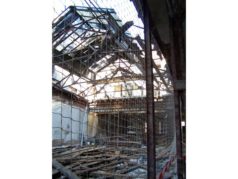Réhabilitation de l'ancien cinéma de COLMAR (68)