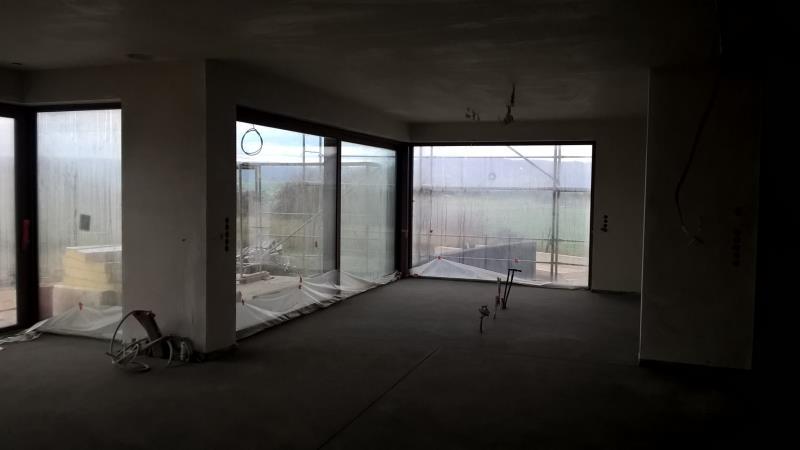 Construction maison passive à Gonderange 9