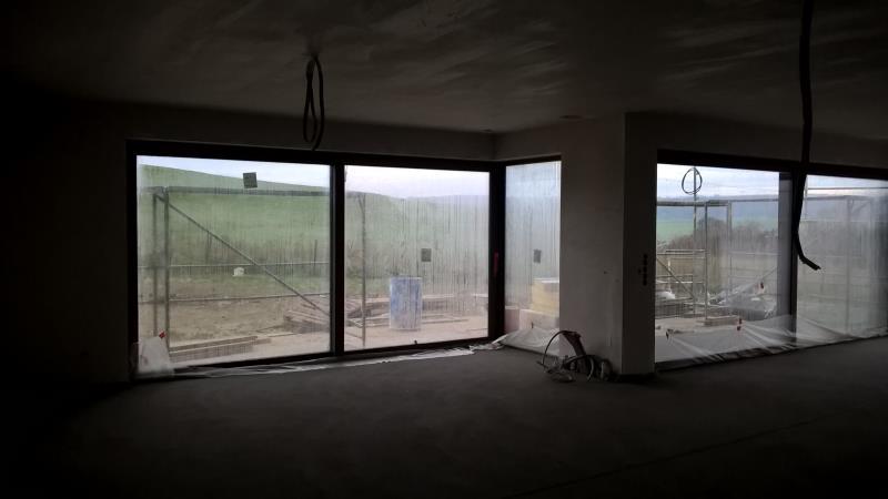 Construction maison passive à Gonderange