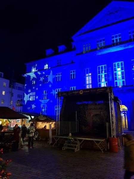 Marché de Nöel à Esch 2018