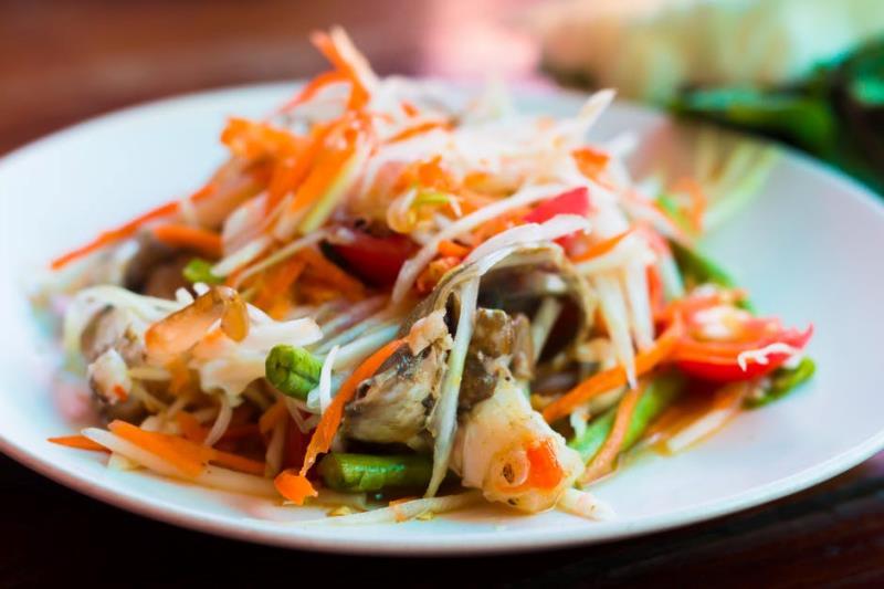 Cuisine chinoise et japonaise